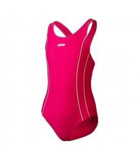 Bañador Dss Sw Girl Basic 3117023-310 para niña en color rosa, bañadores para niña al mejor precio en chemasport.es