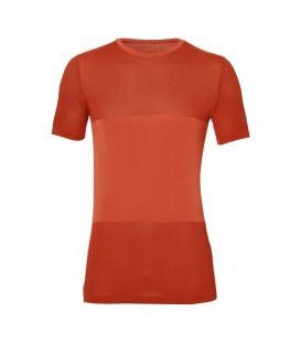 Compra ahora la camiseta de running Asics Fuzex Seamless Short al mejor precio en www.chemasport.es Ref: 141239-0516