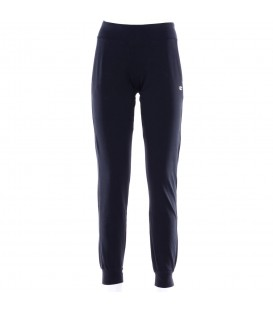 Pantalón Champion Baggy 109706-BS501 para mujer en color negro, entra en chemasport.es y compra pantalones fitness al mejor precio