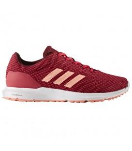 Zapatillas de running para mujer Adidas Cosmic W BB3374 de color rosa al mejor precio en tu tienda de deporte online Chema Sport.