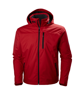 CAZADORA HELLY HANSEN CREW HOODED MIDLAYER