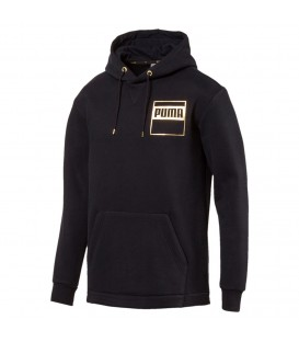 SUDADERA PUMA REBEL GOLD
