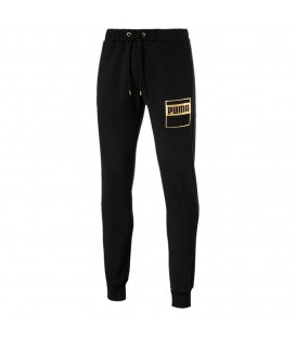 PANTALON PUMA REBEL GOLD