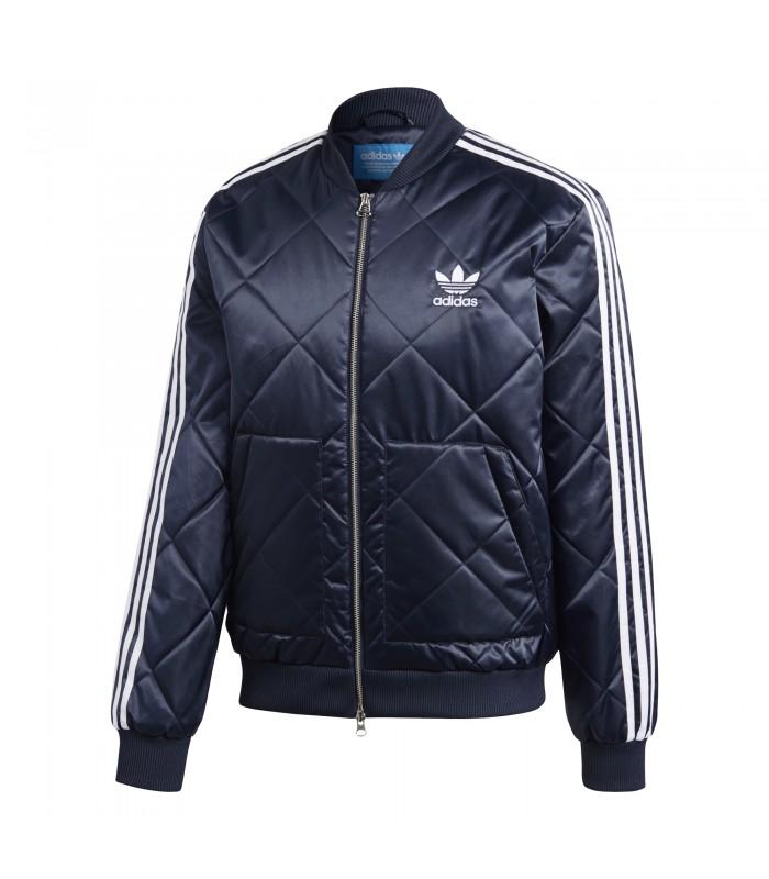 chaqueta adidas hombre azul