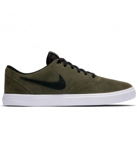ZAPATILLAS NIKE SB CHECK SOLARSOFT 843895-300 VERDE