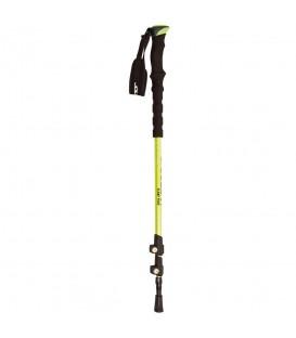 Bastón Joluvi Pro Klamp Pro 233458 en color amarillo, entra en chemasport.es y descubre nuestros accesorios para la práctica de trekking.