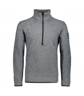Compra ahora tu sudadera Polar Campagnolo Man Jacket Gris (Ref: 3H15047 78BA). Campagnolo es una marca italiana reconocida por sus calidad.