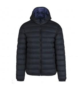 Chaqueta Campagnolo Man Zip Hood Jacket 3Z19177B N950 para hombre en color azul marino, equipate para el invierno en chemasport.es