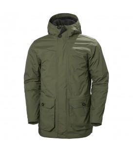 Compra ahora la cazadora Helly Hansen Killarney Parka de color verde para hombre. Parka tipo cargo con mucho estilo y al mejor precio. Ref: 53070_491