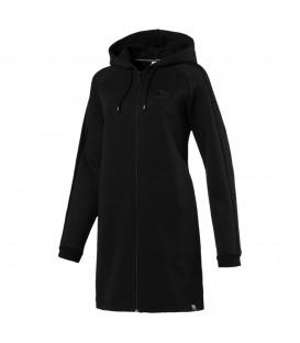 Compra ahora chaqueta para mujer Puma Classics Winterized Archive Logo T7 con capucha de color negro. Recíbela en 48 horas. Ref: 573579 – 01