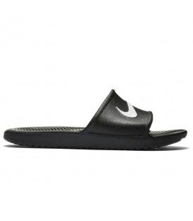 Comprar chanclas de natación Nike Kawa Shower Slide 832528-001 de color negro. Otros modelos de Nike en chemasport.es