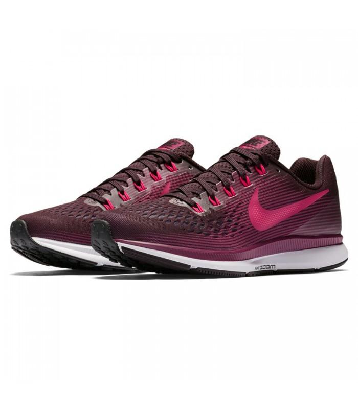 Zapatillas de deporte en violeta Air Zoom Pegasus de Nike Running POFsyg7l5r