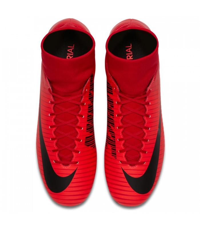 zapatillas futbol nike rojas