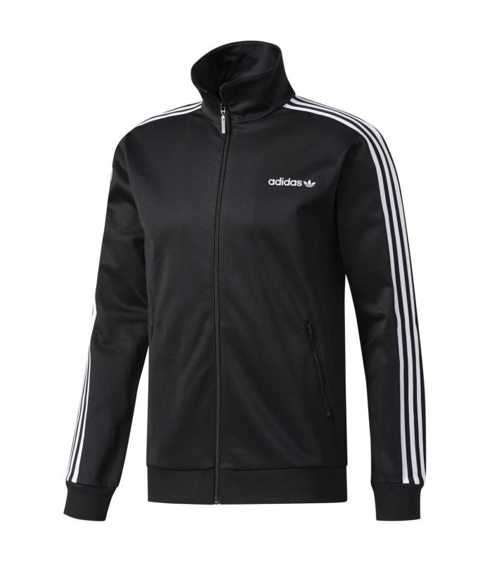 chaqueta adidas negra m