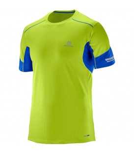 CAMISETA DE RUNNING SALOMON AGILE