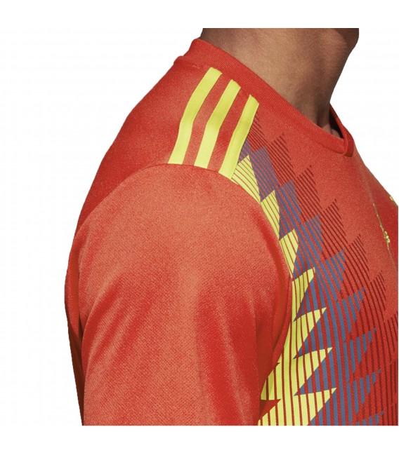 camiseta seleccion española adidas