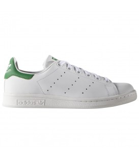 Zapatillas adidas Stan Smith M20605 en color blanco y verde, zapatillas de moda adidas Stan Smith en chemasport.es