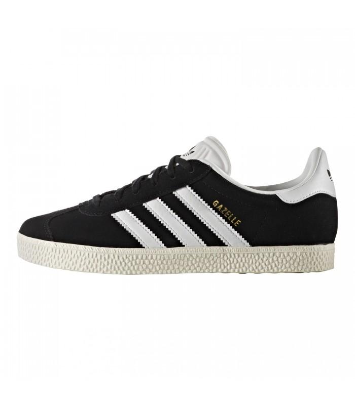 Zapatillas adidas Gazelle Junior Junior Junior en color negro. dead15