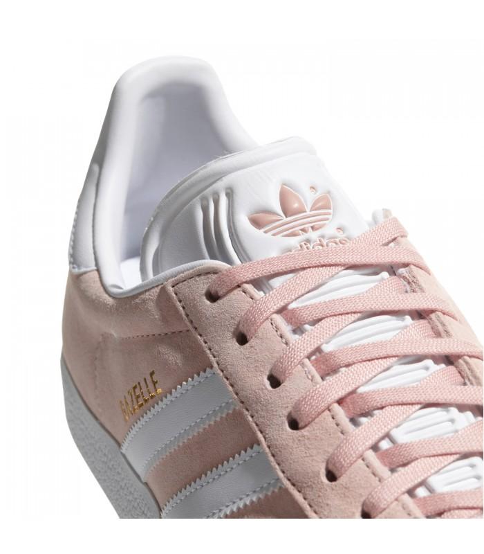 adidas gazelle rosa palo