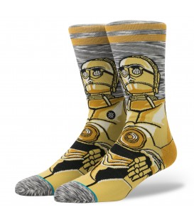 CALCETINES STANCE STAR WARS ANDROID