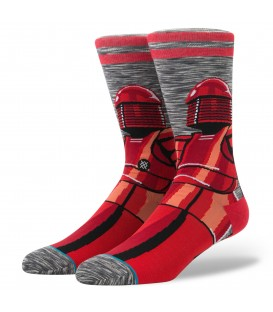 CALCETINES STANCE STAR WARS RED GUARD