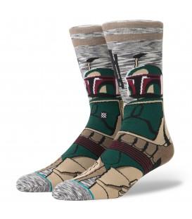 Calcetines Star Wars Bounty Hunter de la marca Stance al mejor precio. El mejor regalo de Navidad para fans de Star Wars.