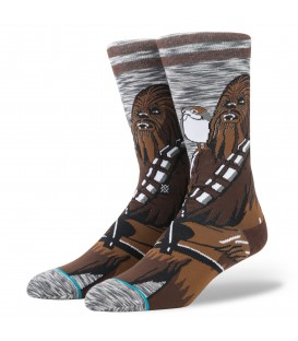 CALCETINES STANCE STAR WARS CHEWIE PAL