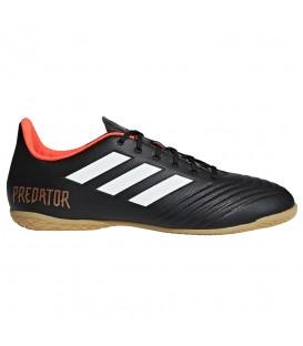 Zapatillas De Fútbol Sala adidas Predator Tango 18.4 IN CP9275 para niños en color negro, entra en chemasport.es y descubeçre más modelos