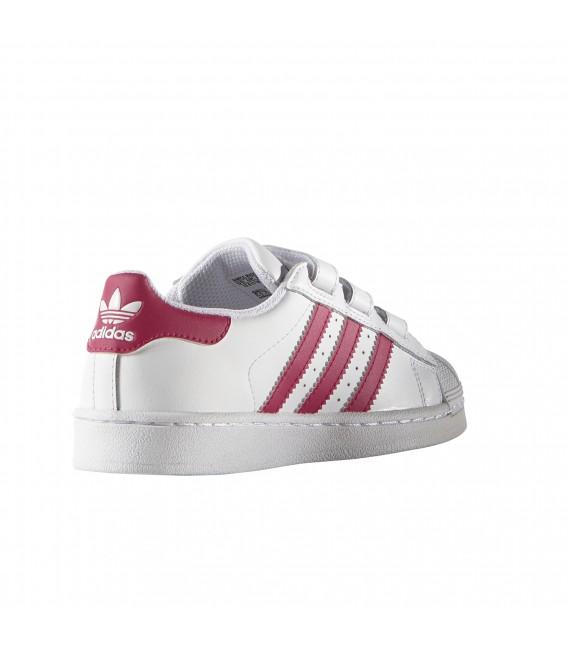 Adidas Superstar granate