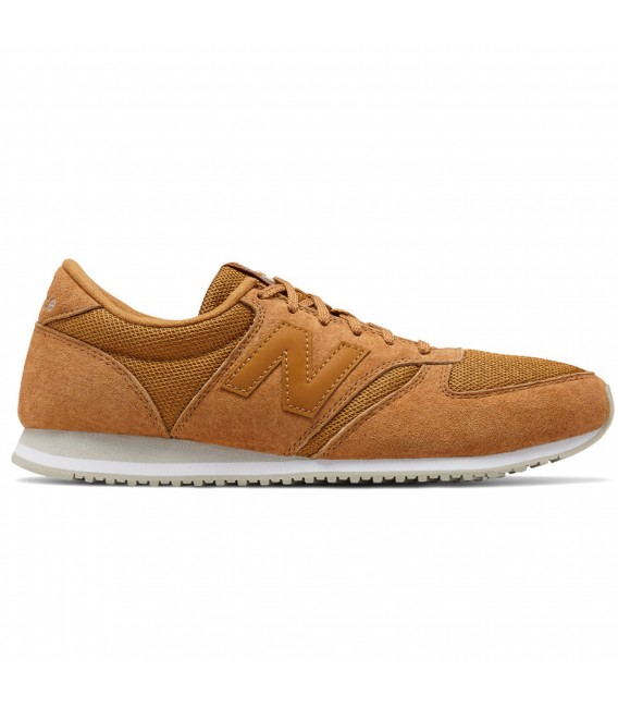 new balance zapatillas mostaza