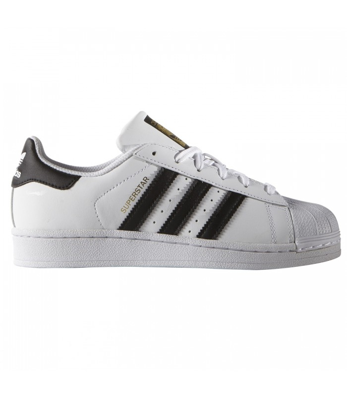 adidas superstar junior negras