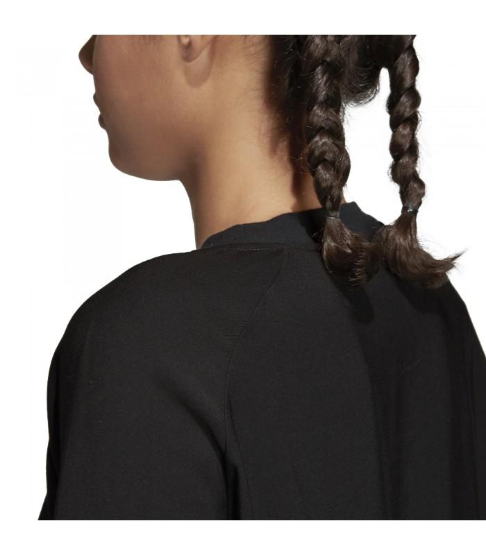 Negro Color Sudadera Sweatshirt Para Adidas Mujer De ApXYqx