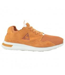 Zapatillas Le Coq Sportif LCS R Pure Suede/Tech Mesh 1810122 para hombre en color marrón, cómpralas ya en chemasport.es o en nuestra tienda Chema Sneakers