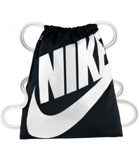 Saquito Nike Heritage Gymsack BA5351-011 en color negro. Sacos Nike, Adidas, Vans y muchas marcas más en chemasport.es