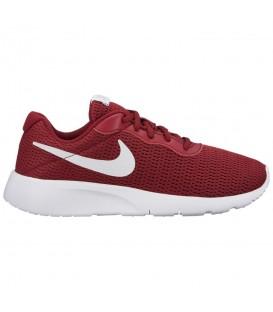 Zapatillas Nike Tanjun 818381-601 de color rojo oscuro, más deportivas Nike Tanjun al mejor precio en chemasport.es
