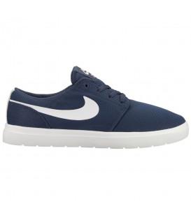 Zapatillas Nike Portmore II Ultralight 905211-404 en color azul, encuentra tus zapatillas de skate al mejor precio en chemasport.es