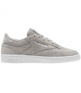 ZAPATILLAS REEBOK CLUB C 85 TRIM NOBUCK