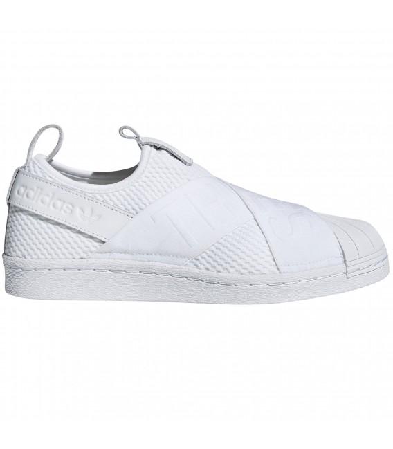 Zapatillas mujer adidas Superstar Slipon para mujer Zapatillas en color blanco e53399