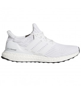 Zapatillas adidas Ultraboost BB6168 para hombre en color blanco, zapatillas running adidas con tecnología Boost y Torsion System