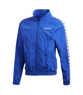 Chaqueta adidas TNT CE4826 para hombre en color azul, cortavientos adidas originals confeccionado en tejido técnico, cómpralo en Chema Sneakes o chemasport.es