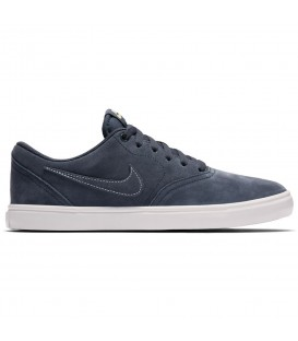 ZAPATILLAS NIKE SB CHECK SOLARSOFT 843895-402 AZUL UNISEX