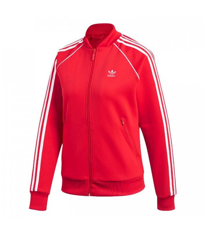 chaquetas adidas mujer roja