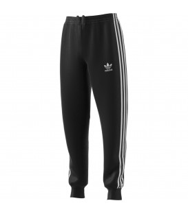 Pantalón para niños adidas sst junior CF855 de color negro y blanco. Otros modelos en chemasport.es