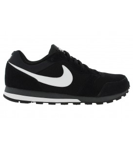 Zapatillas Nike MD Runner 2 de color negro