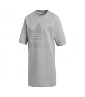 Vestido adidas Dress CD6912 para mujer en color gris, en chemasport.es encontrarás más vestidos adidas y toda la moda sportwear de la temporada.