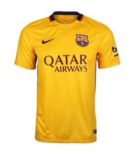 CAMISETA FCB SS AWAY STADIUM JSY