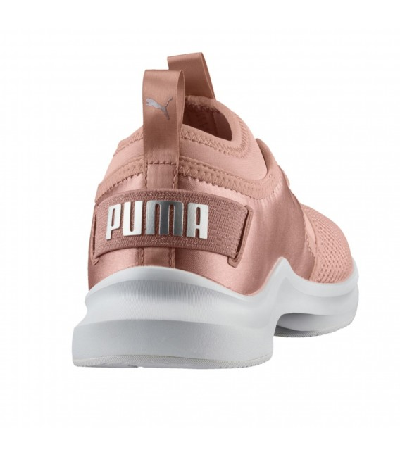 puma phenom satin low
