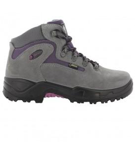 Si buscas unas botas de montaña para mujer tenemos lo que necesitas Estas Chiruca Massana 06 gris morado son perfectas pero tenemos mucha más. Ref: 44024 06