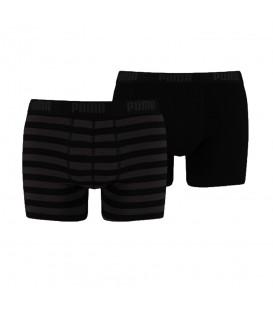 Bóxer Puma Stripe en color negro 906518-03 651001001-200. Bóxers Puma al mejor precio en chemasport.es, disponible en más colores