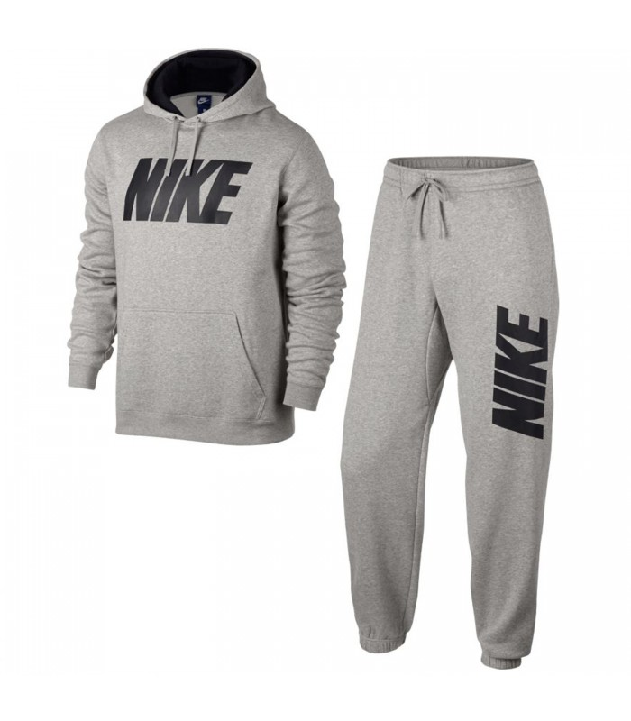 ch ndal nike sportwear para hombre en color gris. Black Bedroom Furniture Sets. Home Design Ideas